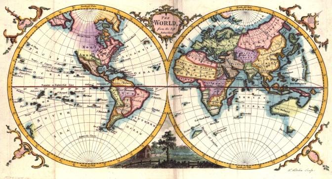 GeoHumanities/Spatial History